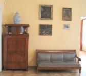 Widok ogólny sali ekspozycyjnej