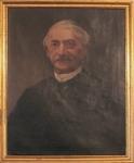 Tadeusz Nowina Konopka; Portret Józefa Nowina-Konopki; Polska, 2 poł. XIX w.; olej, płótno