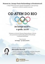 Od Aten do Rio