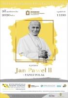papież Polak PLAKAT nie mój