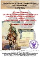 100-lecie Legionow Polskich plakat2