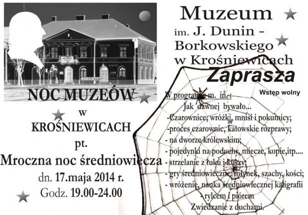 noc muzeow 2014 plakat